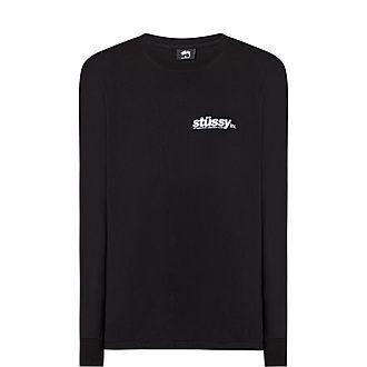 Italic Long Sleeved T-Shirt
