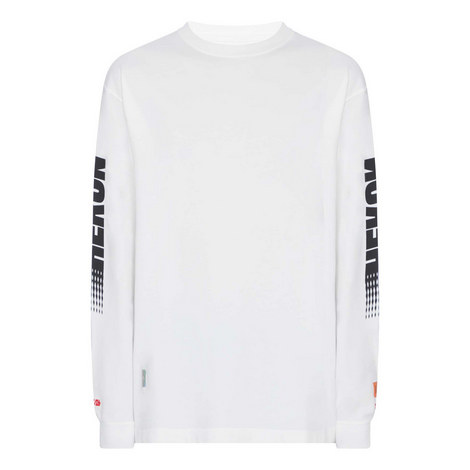 Racing Logo Long Sleeve T-Shirt, ${color}