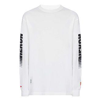 Racing Logo Long Sleeve T-Shirt