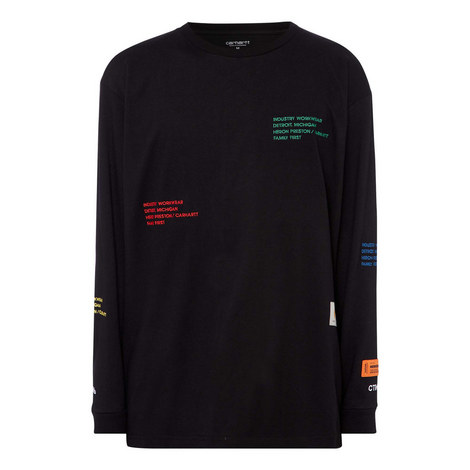 Worker Long Sleeve T-Shirt, ${color}