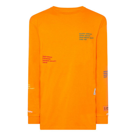 Workwear Long Sleeve T-Shirt, ${color}