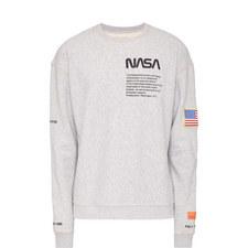 Long Sleeve NASA T-Shirt