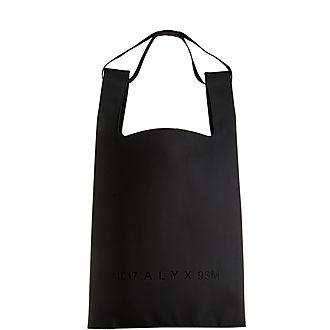 Logo Shopping Shoulder Bag