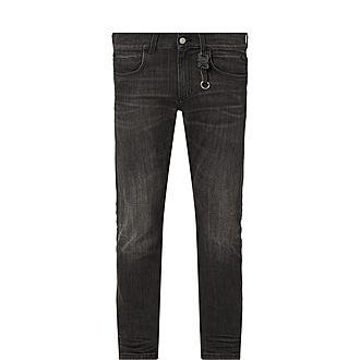 Nylon Buckle Jeans