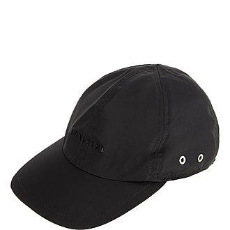 Logo Buckle Baseball Cap