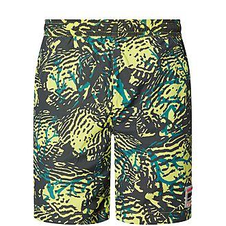 Fish Camoflague Shorts