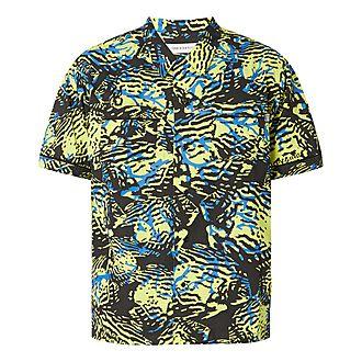 Overdye Print Shirt
