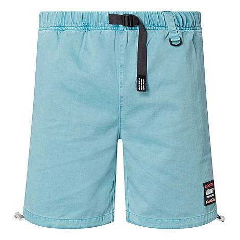 Dyed Cotton Shorts, ${color}