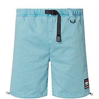 Dyed Cotton Shorts
