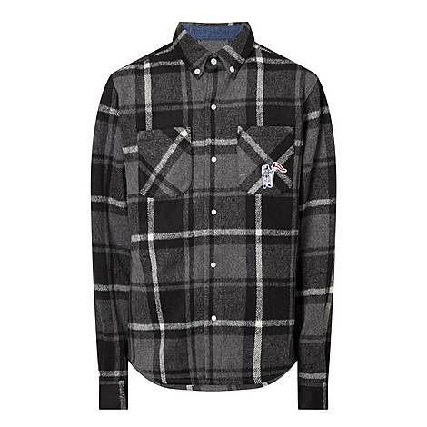 Heavy Check Shirt, ${color}