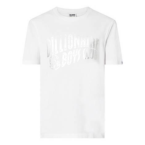 Foil Logo T-Shirt, ${color}