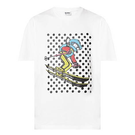 Space Ski T-Shirt, ${color}
