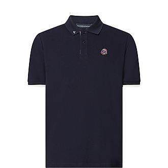Astronaut Badge Polo Shirt