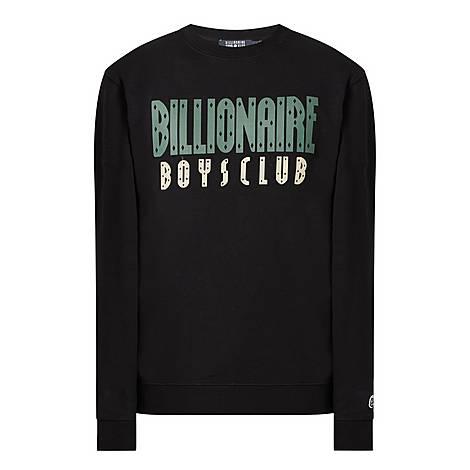 Straight Logo Sweatshirt, ${color}