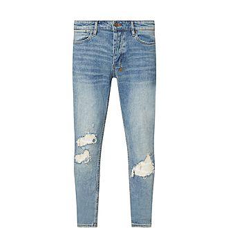 No Glory Rip Jeans