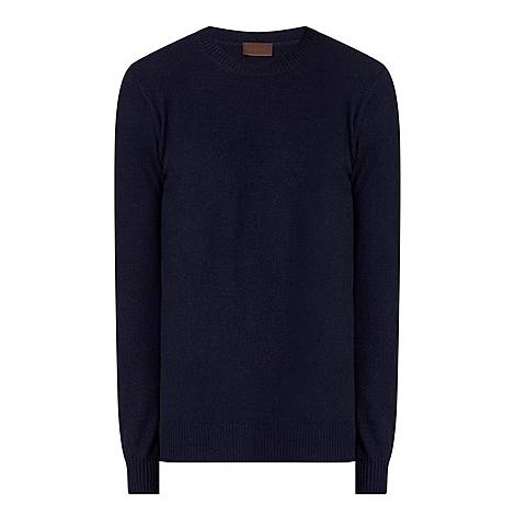 Wool Crew Neck Sweater, ${color}