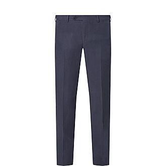 Linen Silk Trousers