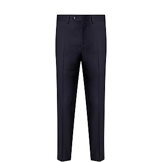 Drop 6 Formal Flannel Trousers