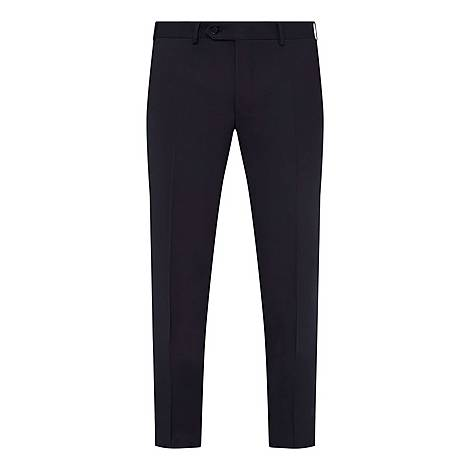 Impeccable Twill Trousers, ${color}