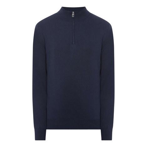 Half Zip Sweater, ${color}