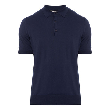 Short Sleeved Polo Shirt, ${color}