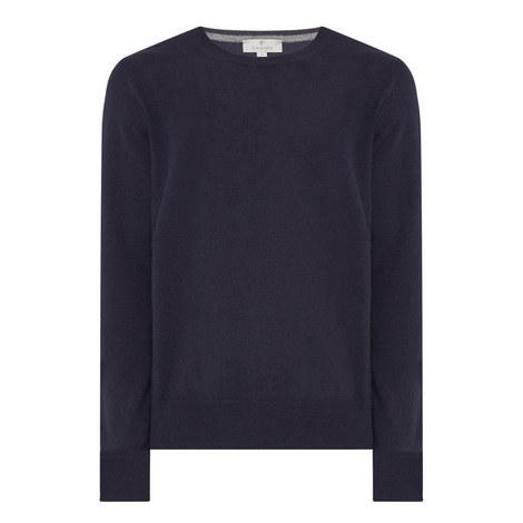 Cashmere Crew Neck Sweater, ${color}