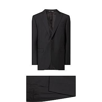 D8 Peak Mohair Suit