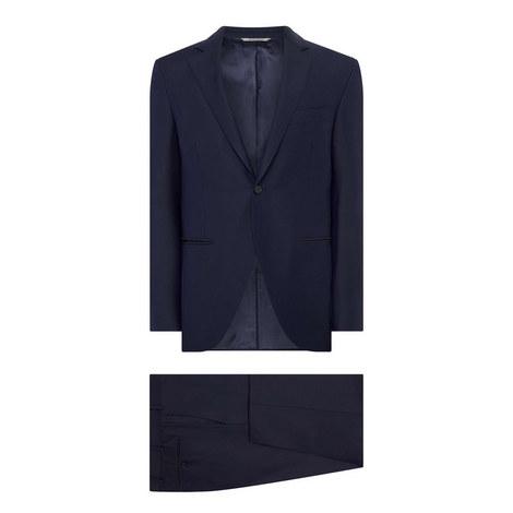 Two-Piece Evening Suit, ${color}