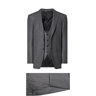 Three-Piece Drop 6 Suit