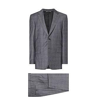D6 Check Suit