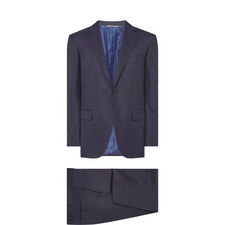 Two-Piece Col 303 Textured Suit