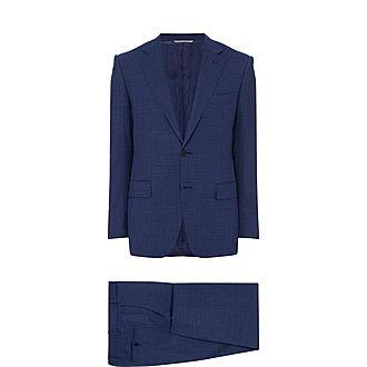 Micro Pattern Suit
