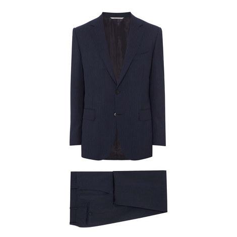 Stripe Pattern Drop 6 Suit, ${color}