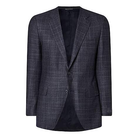 D6 Check Jacket, ${color}