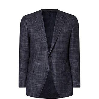 D6 Check Jacket