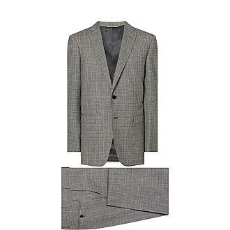 D8 Check Suit