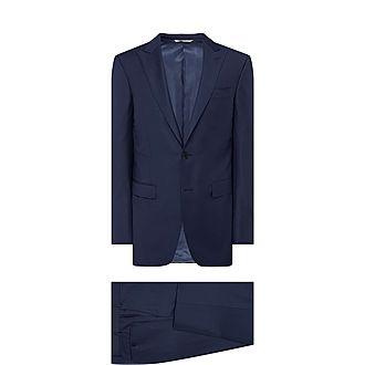 Twill Weave Drop 8 Suit