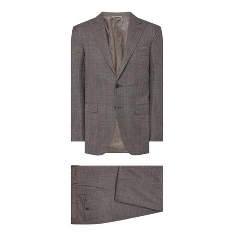 Two-Piece Col 122 Drop 8 Suit, ${color}
