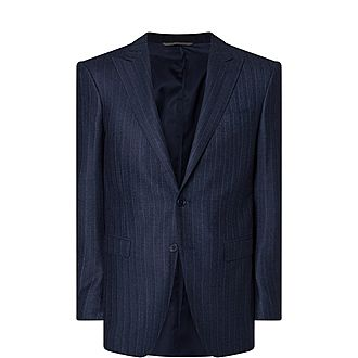 Drop 8 Stripe Suit
