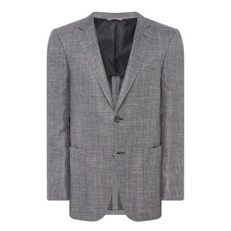 Single-Breasted Blazer, ${color}