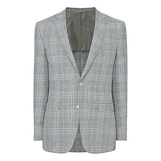 Col 301 Check Sports Jacket
