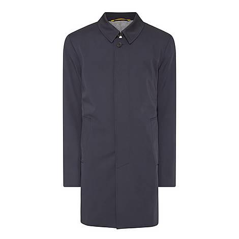 Twill Raincoat, ${color}