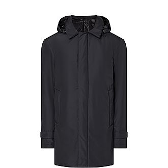 Removable Hood Coat