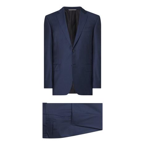 Rich Charcoal Two Piece Suit, ${color}