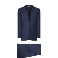 Rich Charcoal Two Piece Suit