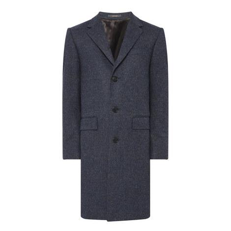Retro Check Overcoat, ${color}