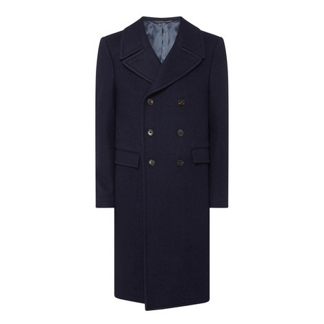 Military Style Overcoat, ${color}