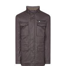 Textured Field Jacket
