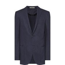Twill Wool Sports Jacket