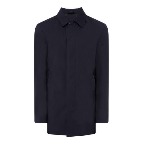 Technical Wool Raincoat, ${color}